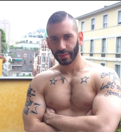 davide scarel escort gay a roma