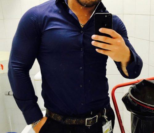 BOLOGNA Luca, 24 anni giovane passionale e muscoloso