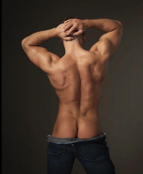 VICENZA Massaggiatore italiano Alex fisico atletico sportivo