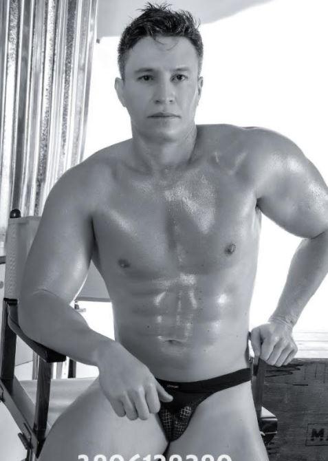 CUNEO christian ragazzo voglioso, massaggiatore con gran finale