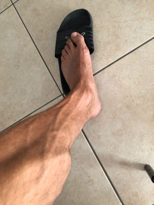 PISA Master Claudio severo adorazione piedi n 46 calzini